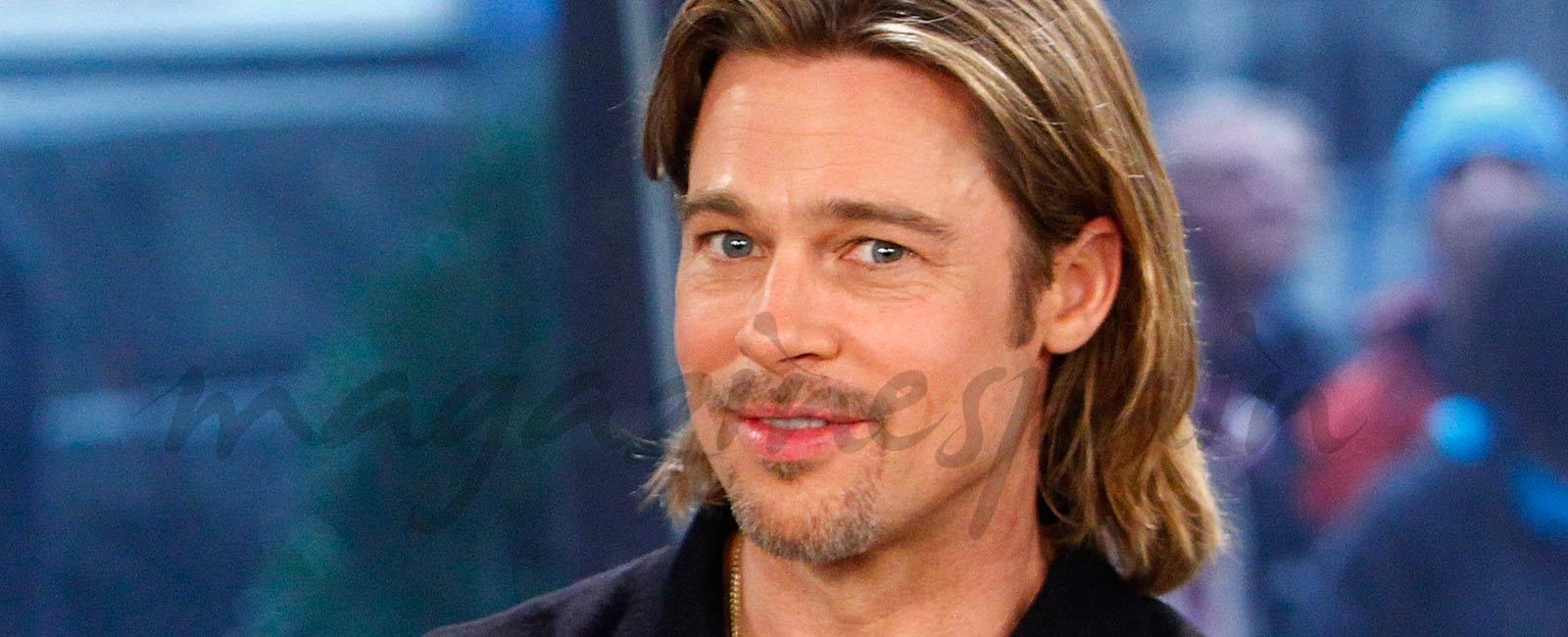 ¿A quién ofreció Brad Pitt 120 mil dólares para tener una cita?