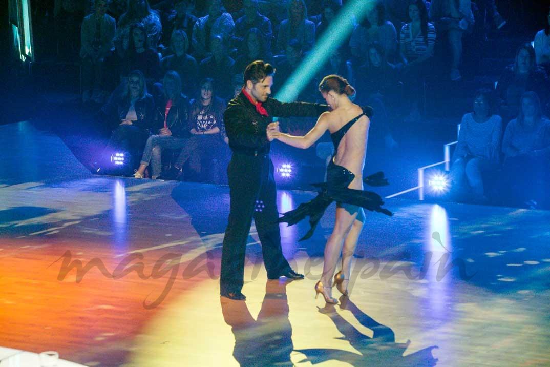 Yana Olina y David Bustamante - Bailando con las estrellas