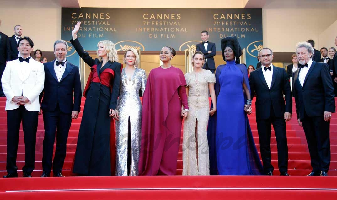 Jurado Cannes 2018: Cate Blanchett, Chang Chen, Denis Villeneuve, Lea Seydoux, Ava DuVernay, Kristen Stewart, Khadja Nin, Andrey Zvyagintsev y Robert Guediguian