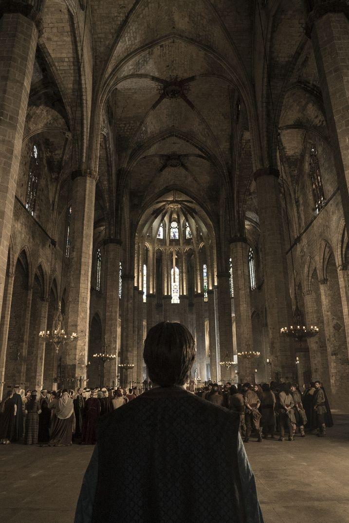 La catedral del mar - © Atresmedia