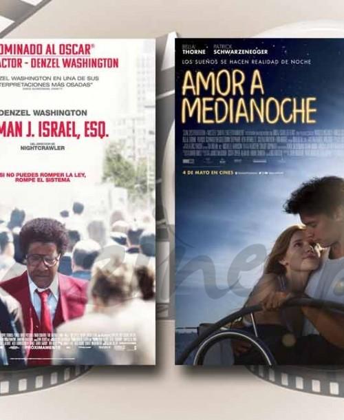 Estrenos de Cine de la Semana… 4 de Mayo 2018