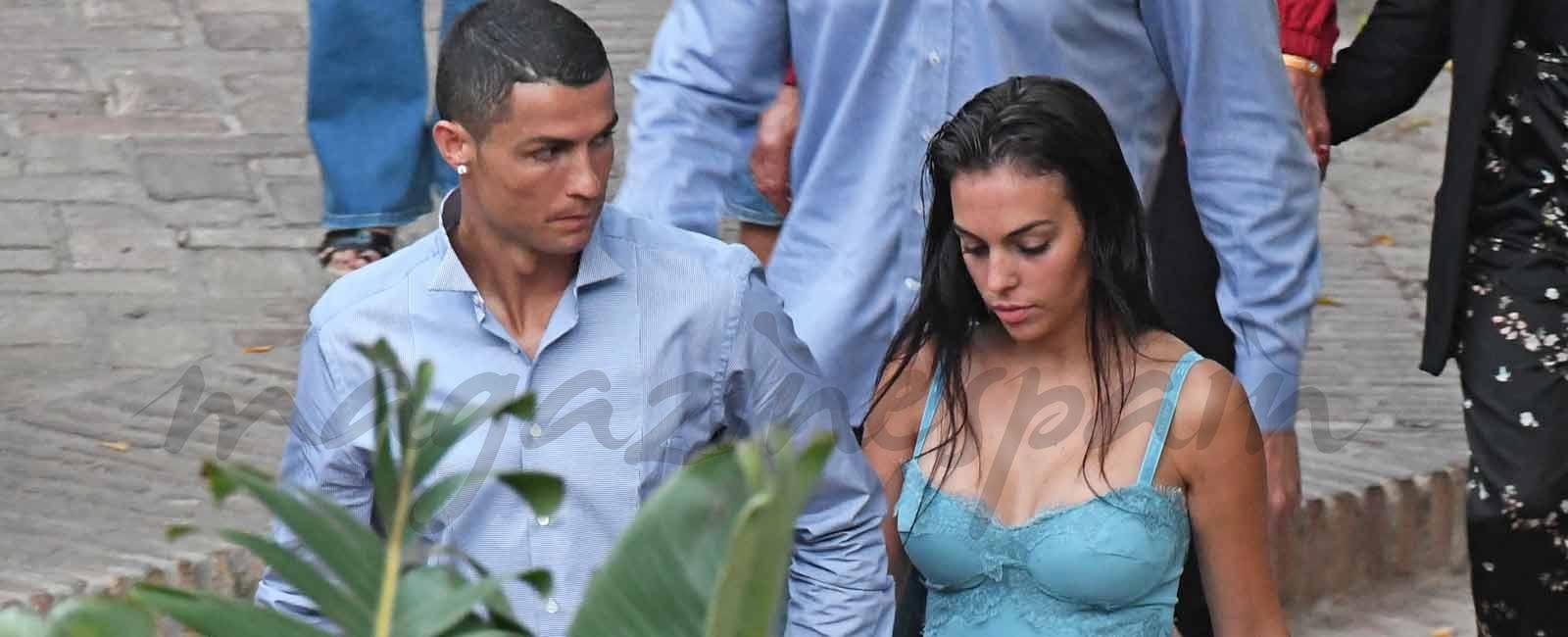Cristiano Ronaldo y Georgina Rodríguez, cita para dos en Málaga