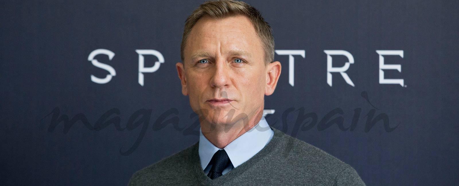 Daniel Craig se convierte en el actor mejor pagado del mundo
