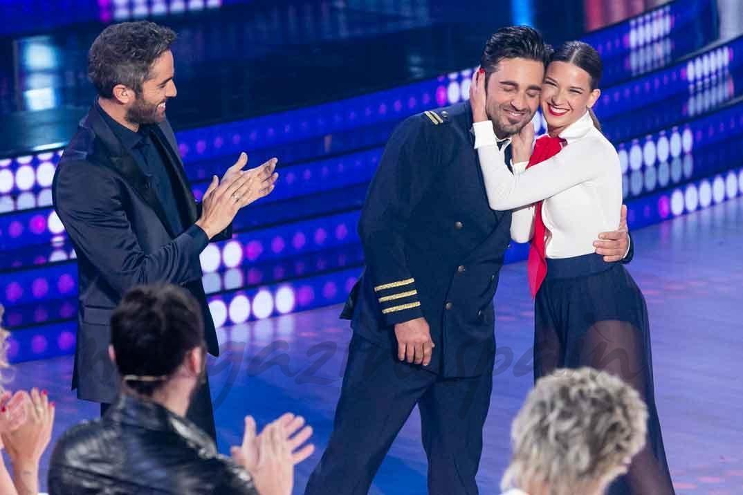 David Bustamante y Yana Olina - Bailando con las estrellas