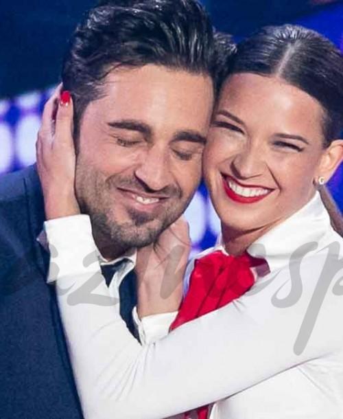 """David Bustamante: """"Yana me hace enamorarme de cada baile""""."""