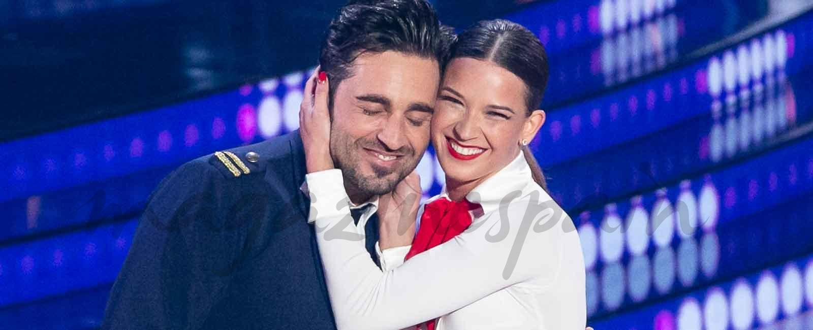 David Bustamante: «Yana me hace enamorarme de cada baile».
