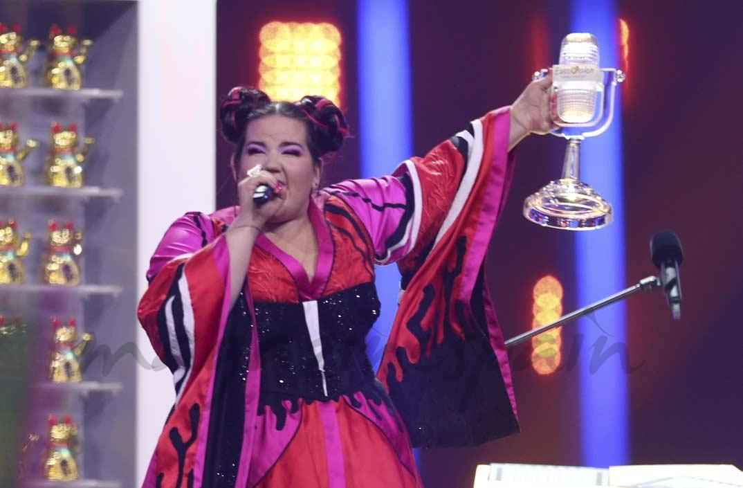 eurovision 2019 winner