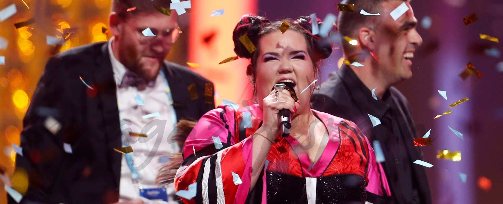 Netta Barzilai, de Israel, la gran triunfadora de Eurovisión 2018