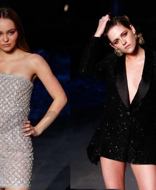 Kristen Stewart, Lily Rose Depp, las hermanas Hadid… fieles a Chanel