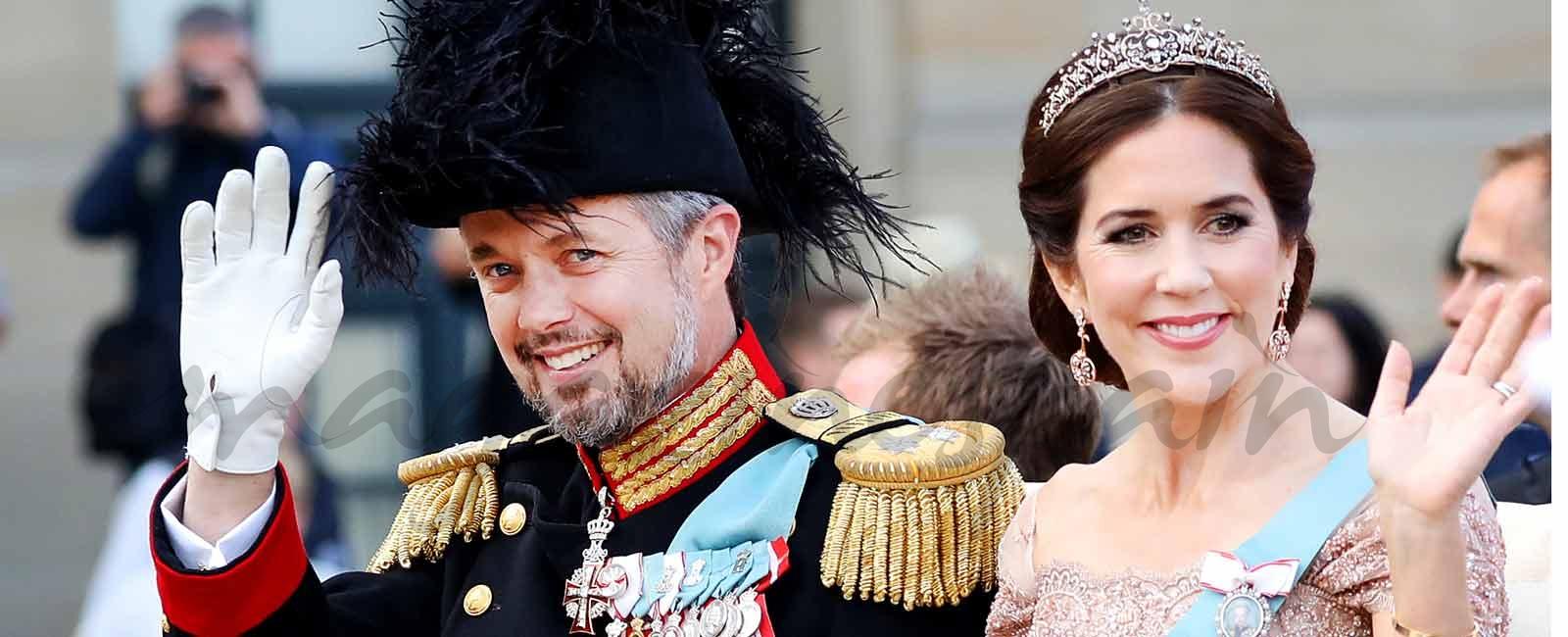 Las mejores imágenes de la cena de gala con motivo del 50 cumpleaños del príncipe Federico
