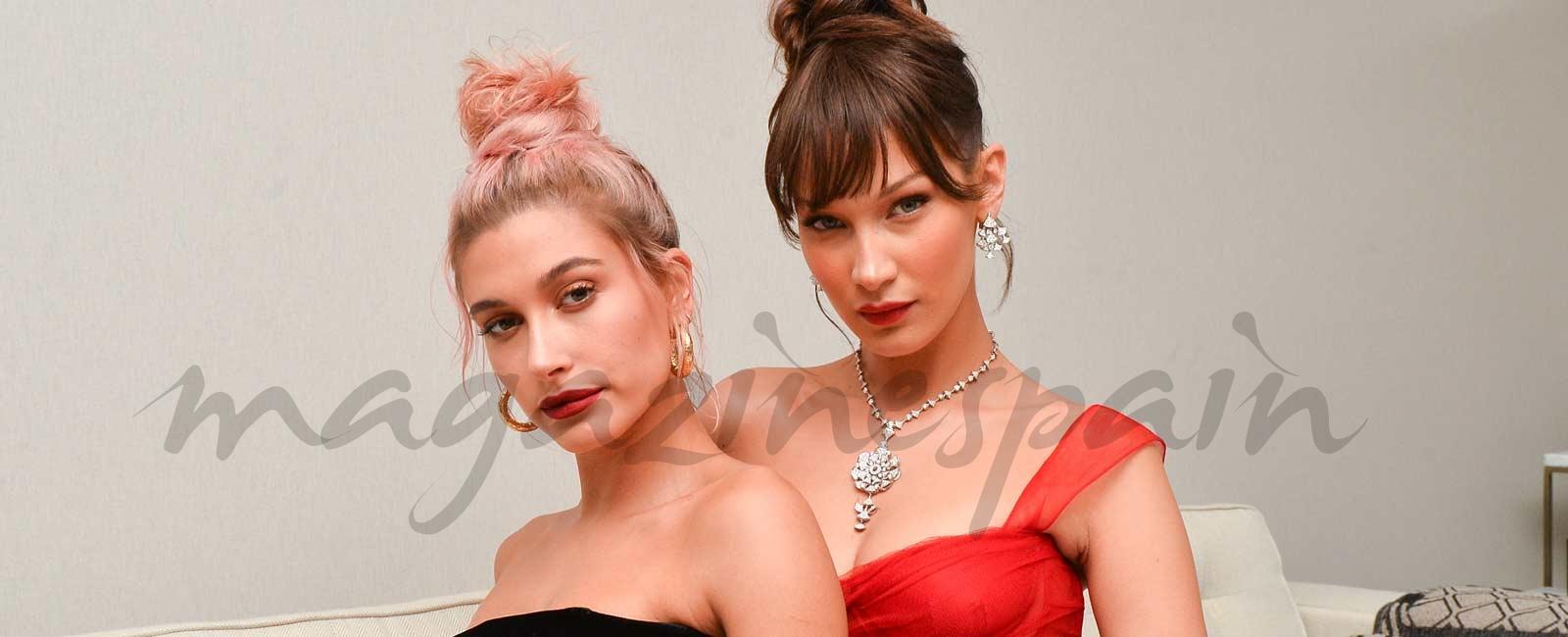 Bella Hadid y Hailey Baldwin, protagonistas de la fiesta Dior en Cannes