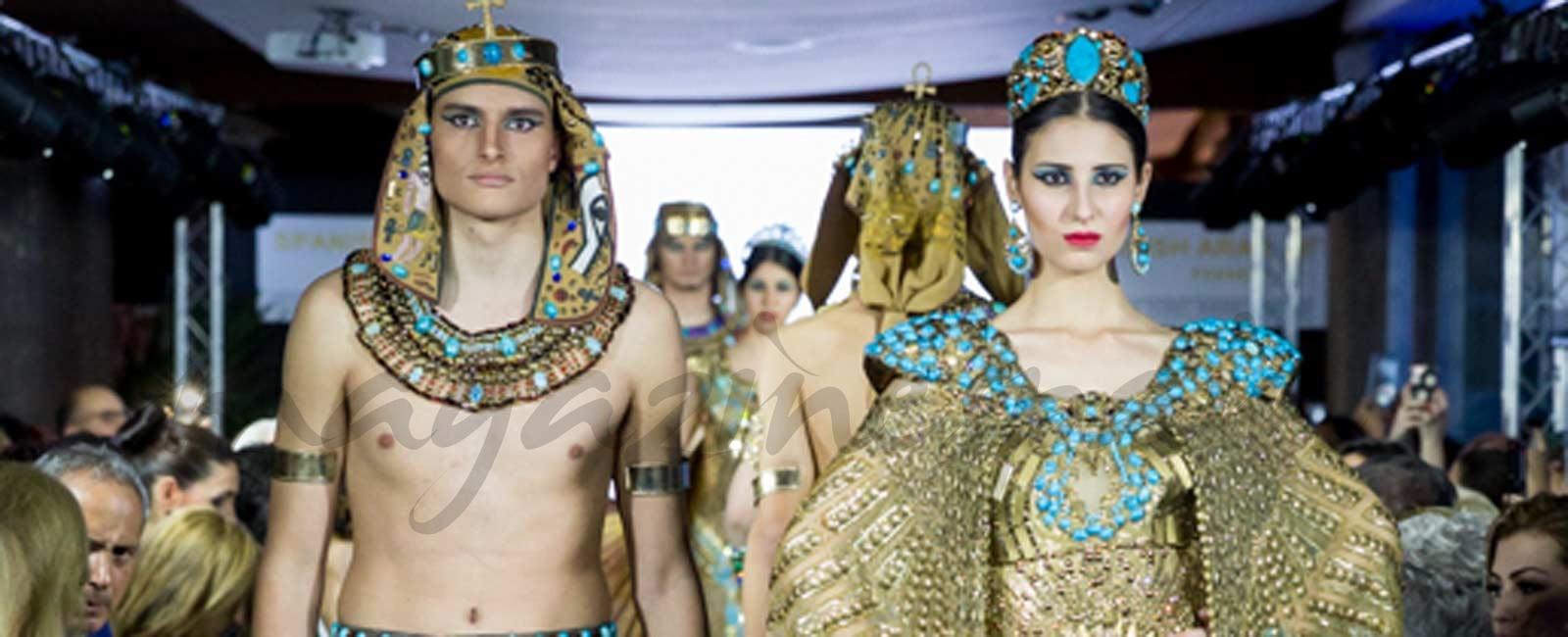 Un evento diferente, Spanish Arab Fashion