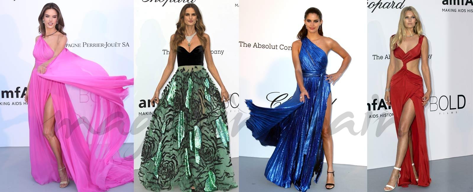 Los mejores looks de la Gala amfAR