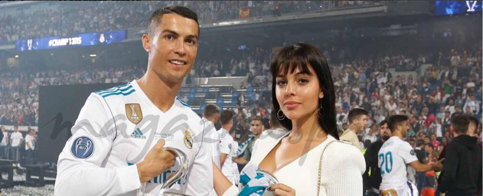 Georgina Rodríguez, la más sexy de las WAGs del Real Madrid