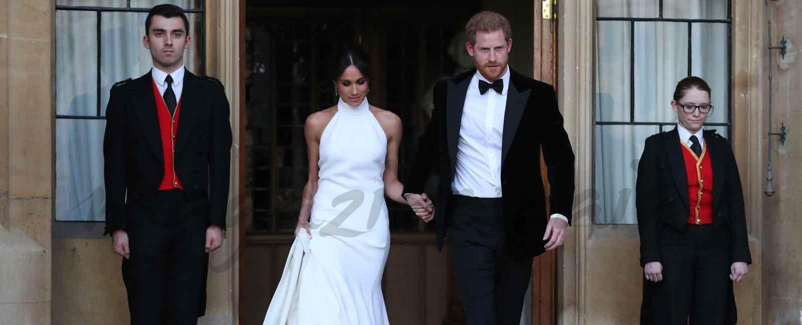 El segundo vestido de Meghan Markle para asistir a la fiesta privada en Frogmore House
