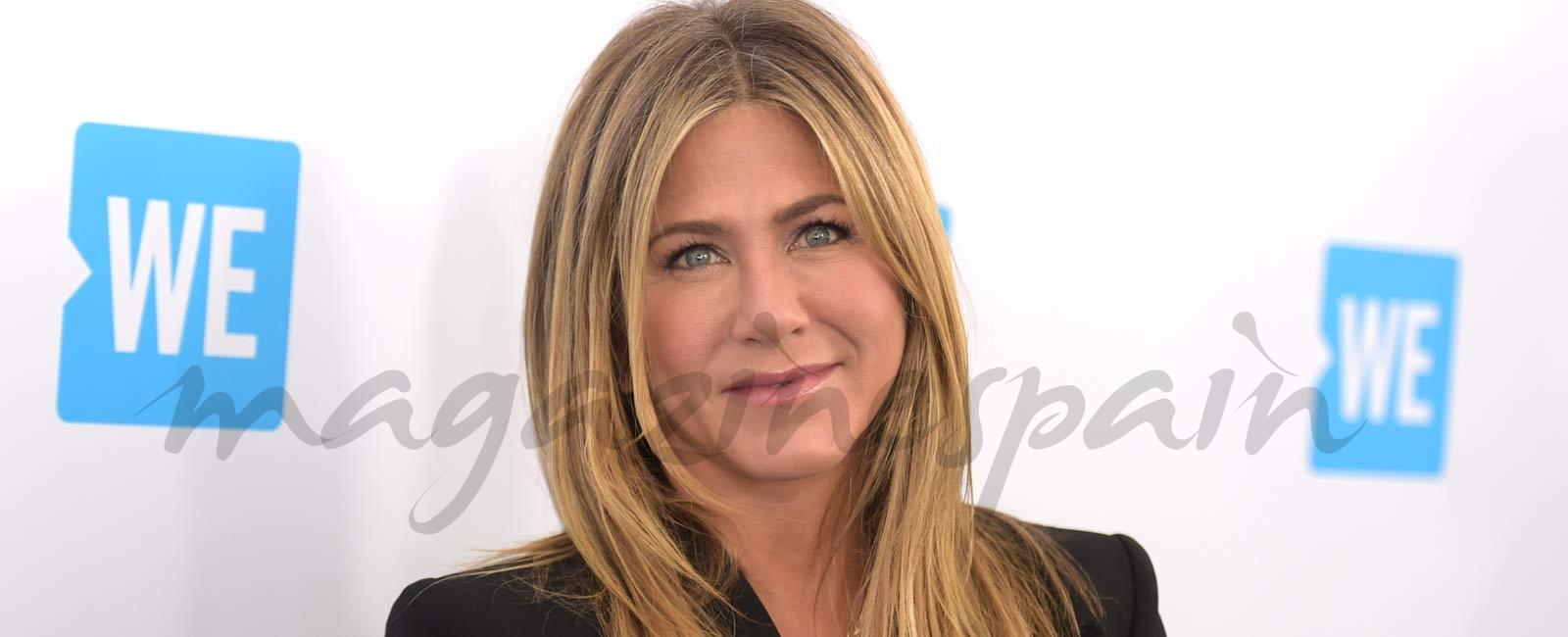 ¡Qué tiemble Donald Trump!… Jennifer Aniston será la nueva presidenta de Estados Unidos