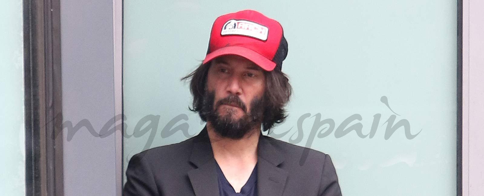 ¿Qué le pasa a Keanu Reeves?