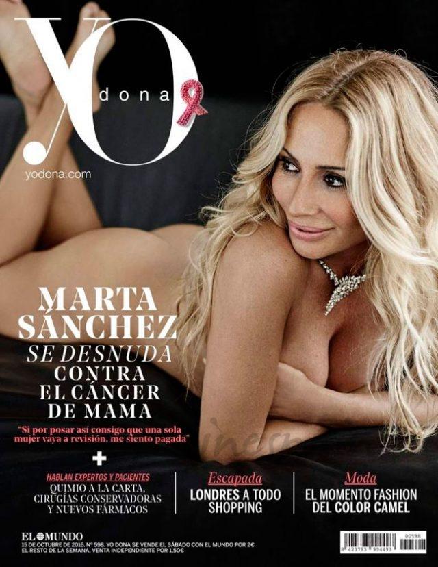 Marta Sánchez - Yo Dona - 2016
