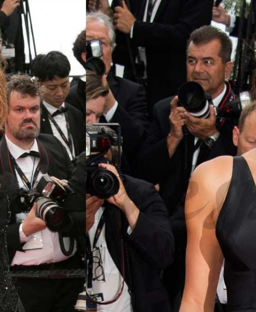Irina Shayk y Nieves Álvarez, duelo de bellezas en Cannes