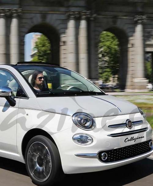 El nuevo Fiat 500 Collezione desfila en Madrid
