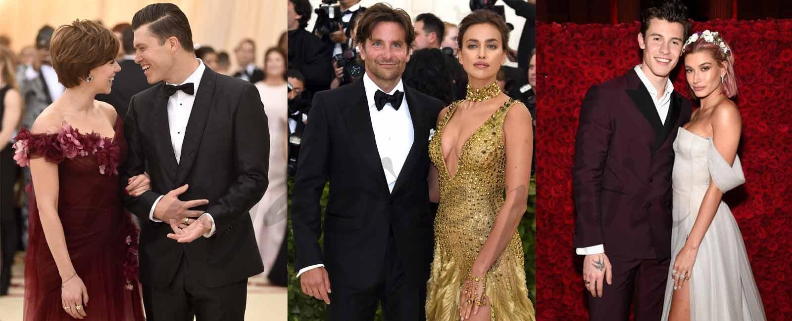 ¿Quién fue la pareja más sexy de la Gala MET 2018?