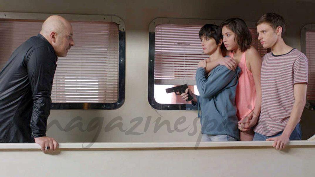 Paz Vega - Fugitiva -Capítulo 6 © RTVE