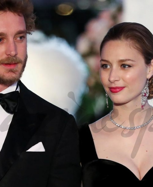 Pierre Casiraghi y Beatrice Borromeo, padres de su segundo hijo