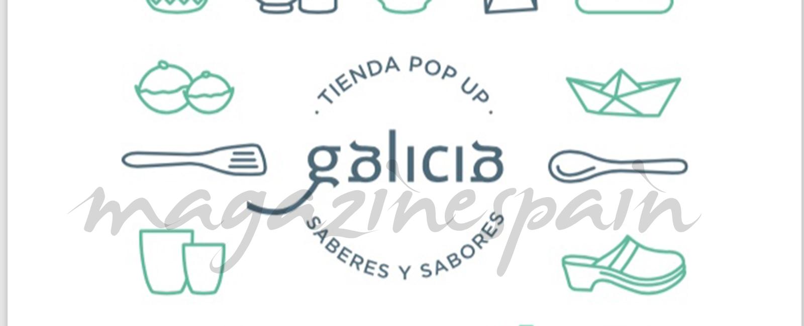 Pop Up Galicia, Saberes y Sabores vuelve a Madrid