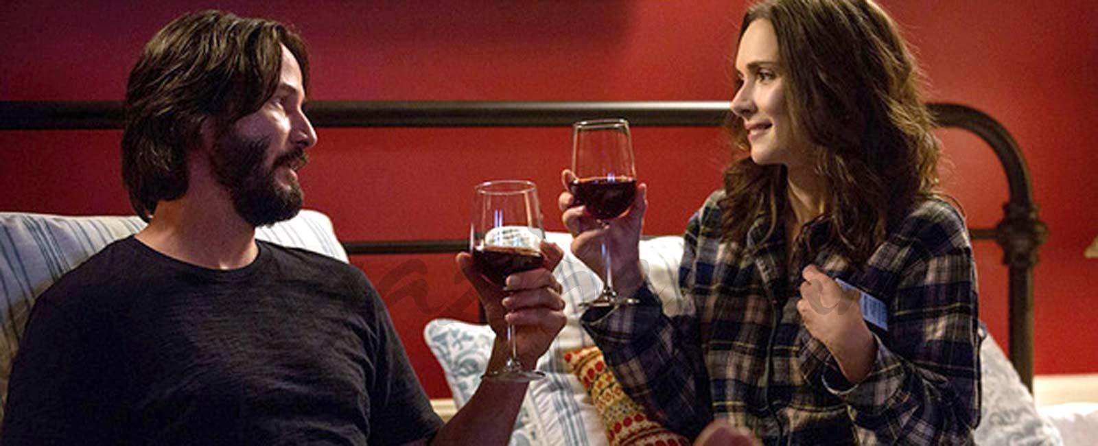 """Primer tráiler de """"'Destination Wedding"""", protagonizada por Keanu Reeves y Winona Ryder"""