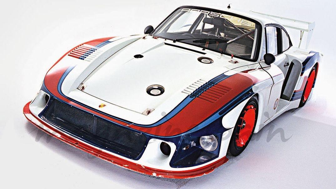 Porsche 911 Moby Dick 1978