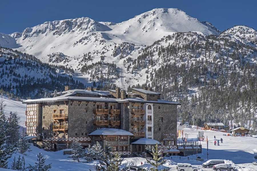 Andorra-hotel