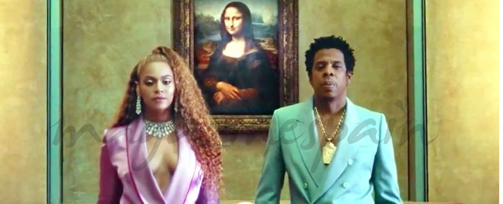 Beyoncé, Jay Z y su fiesta privada en el Louvre que se ha hecho viral