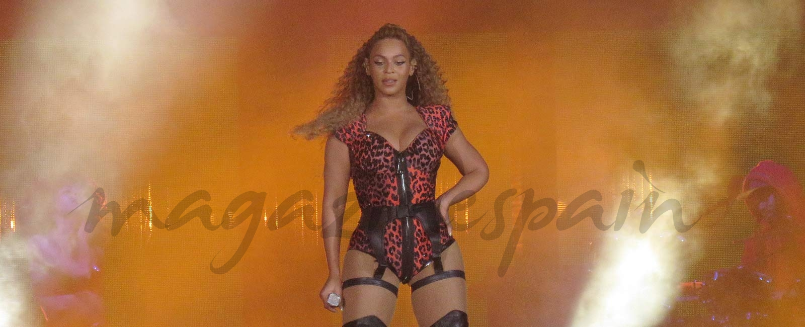 Beyoncé comienza su gira con una nueva foto de sus gemelos