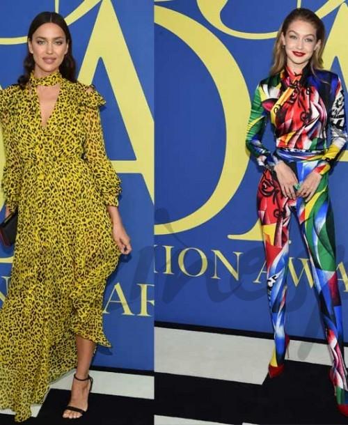 Los looks más impactantes de los CFDA Awards (los Oscar de la moda)