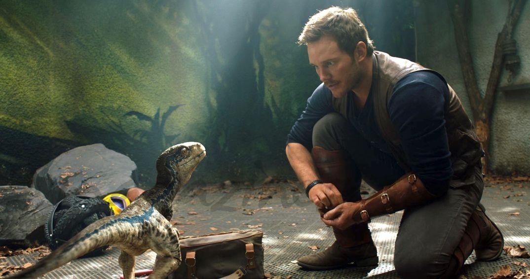 "Chris Pratt - ""Jurassic World: El Reino Caido""- 2018"