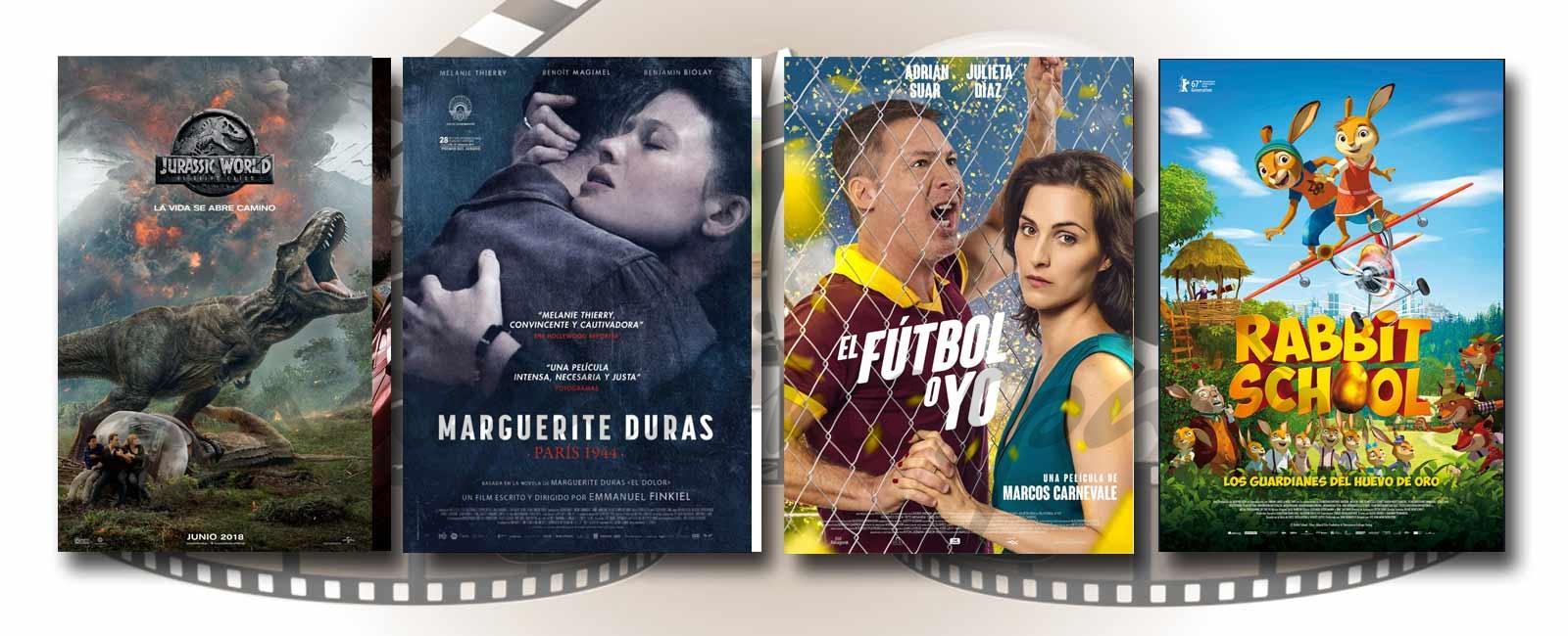 Estrenos de Cine de la Semana… 8 de Junio 2018