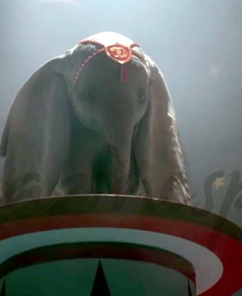 """El mágico primer tráiler de """"Dumbo"""" que te emocionará…"""