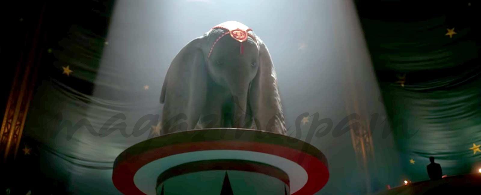 """""""Dumbo"""" – Tráiler"""
