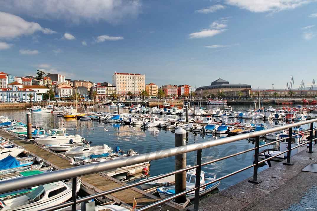 Ruta de los Faros - Ferrol
