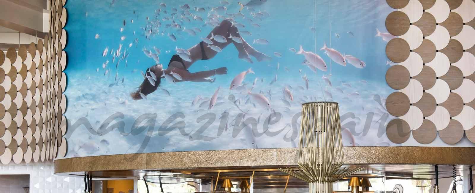 El chef español José Andrés inaugura el restaurante Fish