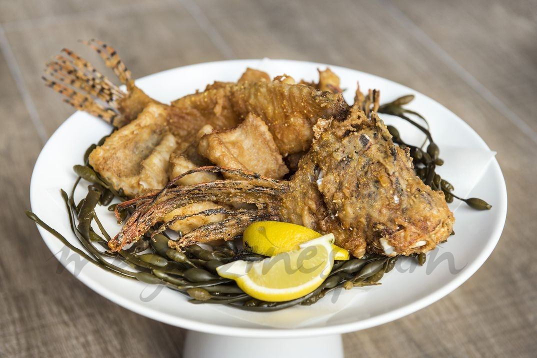 Fried Local Lionfish - Fish by José Andrés