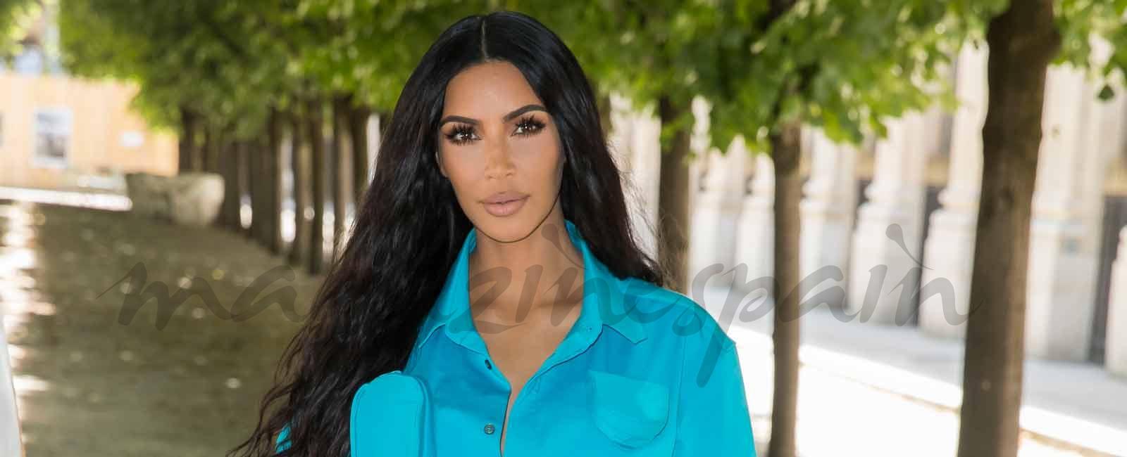 Kim Kardashian regresa a París, tras el atraco que sufrió en 2016