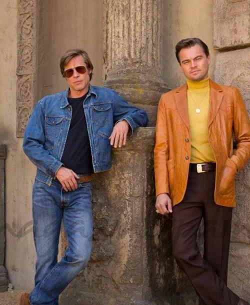 Leo DiCaprio y Brad Pitt juntos para Quentin Tarantino