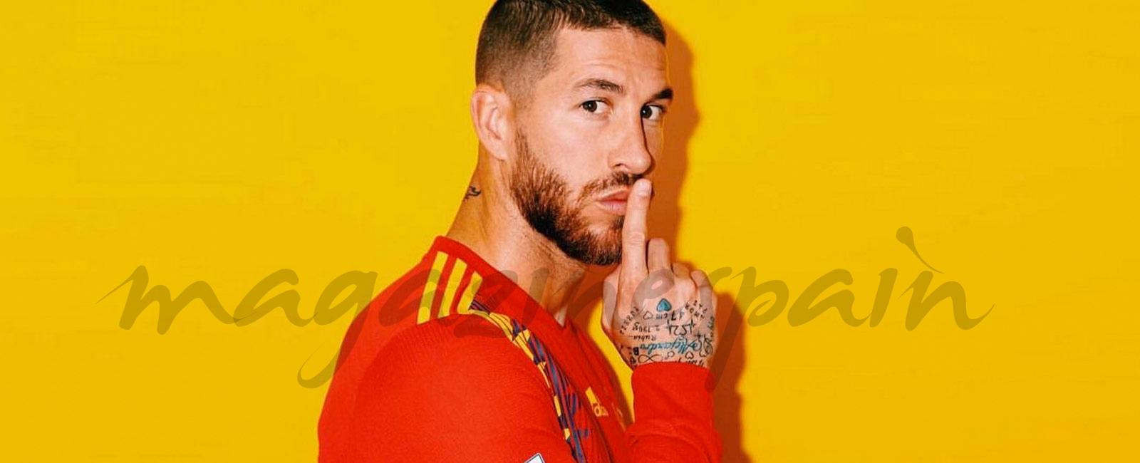 """Sergio Ramos """"se lleva"""" a su familia a Rusia"""