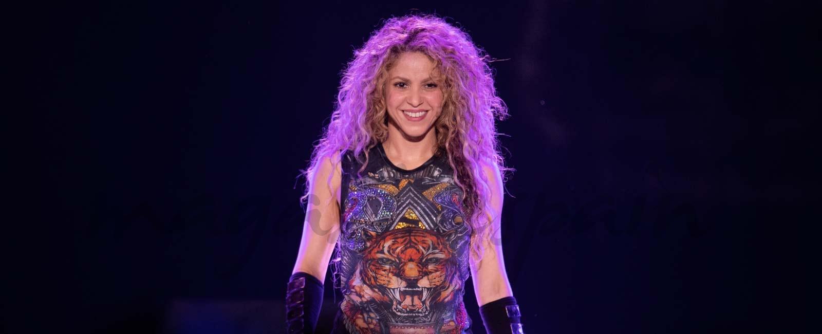 El esperado regreso de Shakira a los escenarios