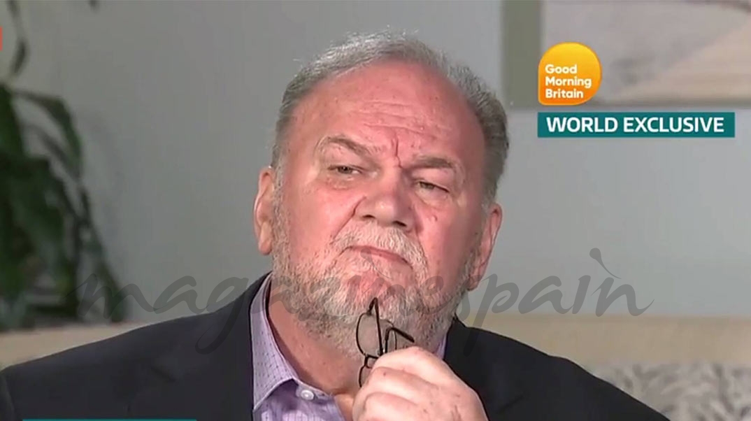Thomas Markle - Good Morning Britain
