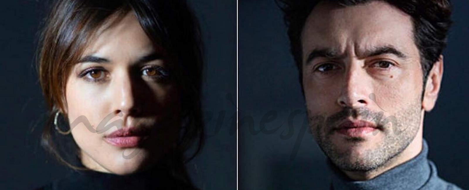 «Hache», la nueva serie de Adriana Ugarte y Javier Rey