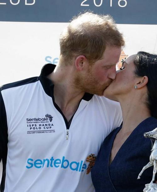 ¿Con qué romántico regalo conquistó el príncipe Harry a Meghan Markle?