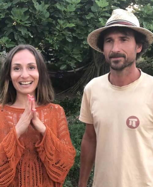 El huerto ecológico de David en Formentera