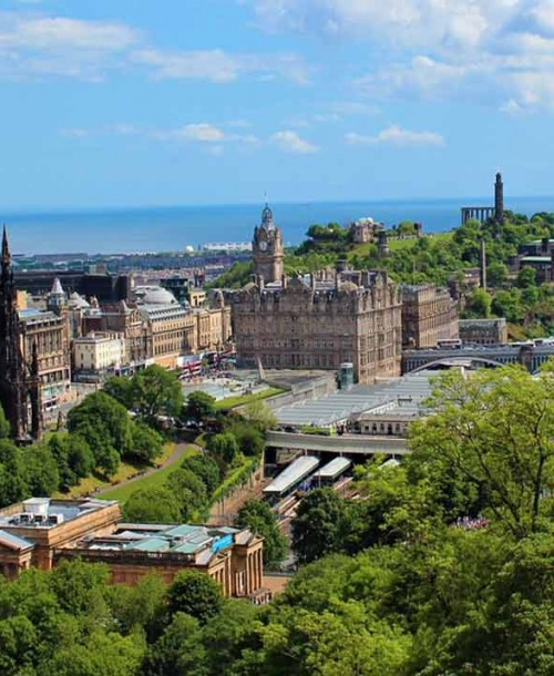 Escapada a Edimburgo de tres días